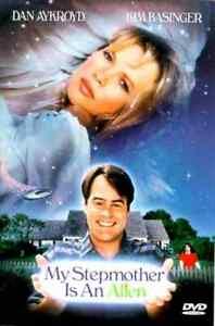 My Stepmother is an Alien -  Dan Aykroyd, Kim Basinger - DVD