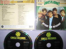 RARE Doppel CD The Action ‎– Uptight And Outasight BBC Mod Who Purple Hearts Jam