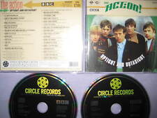 RARE Doppel CD The Action – Uptight And Outasight BBC Mod Who Purple Hearts Jam
