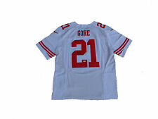 Frank Gore Signed San Francisco 49ers WHITE Jersey JSA