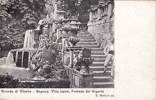 # VITERBO - BAGNAIA: VILLA LANTE - FONTANA DEL GIGANTE