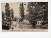 Postal-Chalons Sur Marne - Canal Luis XII y los Sifones (B868)