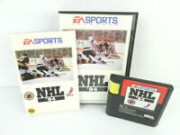 Sega Genesis NHL '94 Game w/Case and Manual (Works; Clean Contacts)