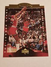 1996-97 UPPER DECK MICHAEL JORDAN NR.MINT/ MINT CHICAGO BULLS A CUT ABOVE #CA1