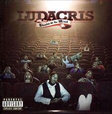 Theater of the Mind [PA] by Ludacris (CD, Nov-2008, Disturbing tha Peace)