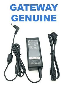 Genuine 65W Power Charger AC Adapter for Gateway NV78 NX250 NV44 Laptops w/Cord
