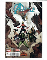 A-FORCE #3 OCT 2015 MARVEL COMIC.#101051D*4 ship 2.95