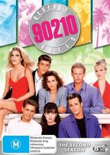 Beverly Hills 90210: Season 2 = very good condition  DVD R4