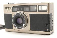 【Near Mint】Nikon 35Ti Point & Shoot 35mm Film Camera from JAPAN #688