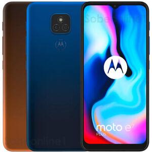"""Motorola Moto E7 Plus 64GB 4GB RAM XT2081-2 (FACTORY UNLOCKED) 5000mAh 48MP 6.5"""""""