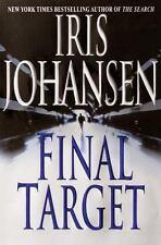 Final Target by Iris Johansen (2001, Hardcover, Abridged)