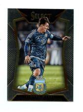 2015-16 Panini Select Lionel Messi Ball Back Variation SP Argentina Barcelona