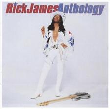 RICK JAMES - ANTHOLOGY [REISSUE] NEW CD