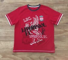 """Liverpool FC T Shirt Youth 15-16, Chest 41"""", New With Tags! M&S"""