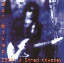 JOE STUMP - 2001: A SHRED ODYSSEY (NEW CD)