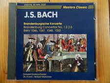 Bach: Brandenburgische Konzerte Herbert Münchner