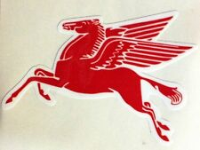 RAT ROD HOT ROD STICKER   PEGASUS