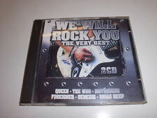 Cd    We Will Rock You -The Very Best von Various Artists (2009)