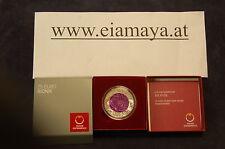 Österreich 25 Euro Niob Silber BIONIK 2012  ---------Eiamaya