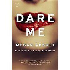 Dare Me by Megan Abbott (2012, Paperback, Large Type)