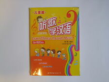 Learn Chinese through Music for Children Book with CD (from US Seller)