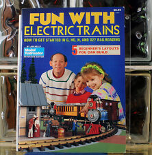 Fun With Electric Trains How to Get Started In Model Railroading By Jim Kelly