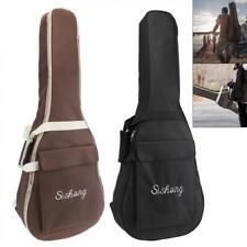 41Inch Acoustic Guitar Gig Bag Thick Padding Dual Adjustable Shoulder Strap Case