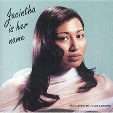 Jacintha - Jacintha Is Her Name [New SACD]