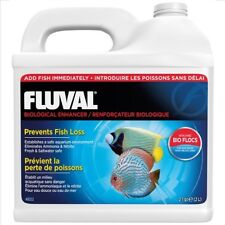 Fluval Biological Enhancer 2l Adds Good Bio Bacteria to Aquarium Filters - Cycle