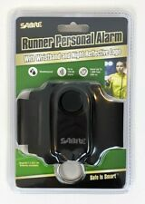 SABRE Runner Personal Alarm with Wristband and Reflective Logo 130 dB