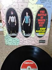 KEEF HARTLEY BAND The Battle Of North West Six DERAM/LONDON LP NM