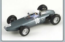 SPARK S1626 - BRM P57 GP FRANCE 1962 N°10 RICHIE GINTHER 1/43