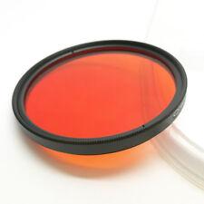 30.5mm Full Color Lens Filter For 30.5mm lenses Red Purple Orange Yellow Blue