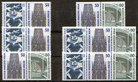 Berlin W 83 - W 88 ,798,796,794 C + D Werte postfrisch SWK Zd Zusammendrucke MNH