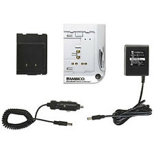 UNIVERSAL CAMCORDER Battery Charger with Auto Adapter NiCd,NiMH - Ambico V0915