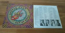 Little Feat Let It Roll 1988 German LP Inner Classic Southern Rock