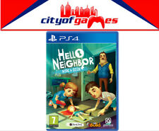 Hello Neighbor Hide & Seek PS4 Game Brand New & Sealed In Stock