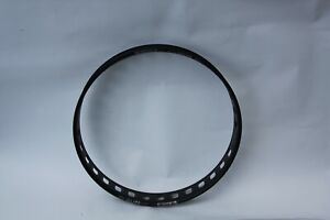 "Sun Ringle 26 x 4 "" Mulefut 80 Alloy Fat Rim Matte Black 32 holes SR 16"
