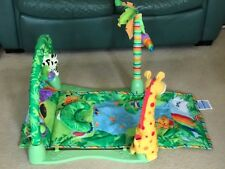 Fisher-Price Lay & Play 3 in 1 Musical Jungle Gym Baby Play Mat
