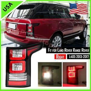 Right Tail Light For Land Range Rover L405 2013 2014 2015-2017 Rear Brake Lamp