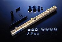 SARD FUEL RAIL KIT FOR Lancer Evolution IX MR CT9A (4G63 MIVEC)8mm nipple