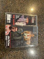 2005 Neca Reel Toys John Mclane Bruce Willis Die Hard Cult Classics 3 New Nib