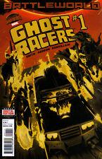 GHOST RACERS #1 - Secret Wars - New Bagged