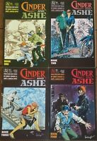 CINDER AND ASHE 2.3.4 only (OF 4-PART SERIES), DC COMICS, 1988, near mint