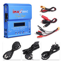 80W IMAX B6AC LCD Lipo NiMh NiCd RC Battery Balance Charger Power RC Accessory