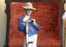 Royal Copenhagen Denmark Figurine Harvester Man With Scythe ChristianThomsen 40s