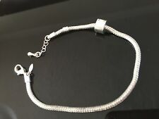 AVON Treasure Bead Charm Bracelet