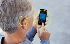 A Pair (Lt & Rt) of New Beltone Trust 17 RIE Hearing Aids for iPhone Remote Care