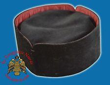 Orthodox Crelics Hat - Kalpaki Soft - Velvet Hand Made in Greece