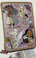 Disney Animators' Collection Zip-Up Stationery Kit - NEW